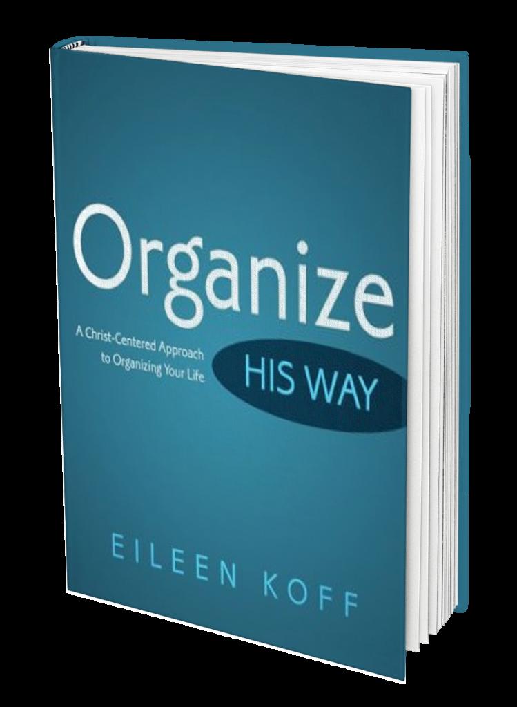 Organize His Way book